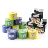 Custom Elastic Sports Muscle Athletic Tape Waterproof Kinesiology Therapy Sports Tape