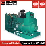 Zambia 440kw/550kVA Diesel Generator Set Water Turbine