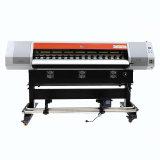 Tecjet Dx5 Dx7 XP600 Printhead Digital Inkjet Desktop Eco Solvent Printer Price of Vinyl Printer