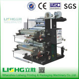 High Quality Normal Speed 2 Color Flex Printing Machine Price in Ruian
