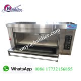 Saudi Arabia Bakery Oven Steam Injected Bread Double Deck Oven 220V Prices