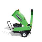 mobile 15 HP 420cc Gasoline Engine Garden Use Wood Shredder Machine/Chipper
