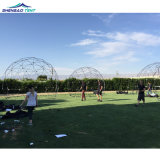 15m Diameter Transparent Dome Tent Clear Greenhouse for Garden Party