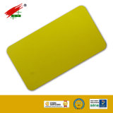 Lemon Yellow Powder Coating