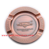 Souvenir Custom Promotion Metal Plate Gift Ashtray (BK53352)
