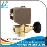 "Solenoid Valves For Steam Ironing Machine/ 1/4"" (ZCQ-01B-66)"