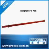 Hex22*108 Diameter Range From26mm-45mm Integral Drill Steels for Small Hole Drilling