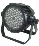 3wx54 LED PAR Light RGBW Disco Lamp Stage Light Beam Waterproof PAR Lamp