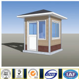 2 1 Fanionable Beautiful Prefabricated Light Steel House Sentry Box
