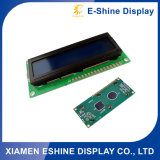 1602 Character STN Positive LCD COG Module with Blue Backlight