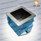 Cast Iron Plastic Cube Mould, Cylinder Mould, Prism Mould
