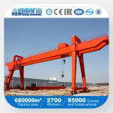 Single Girder Goliath Gantry Crane with CE GOST ISO (A)