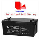 6FM200s (12V200Ah) Storage Battery Used for Solar Systems Lead Acid Battery AGM