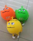 Kids Plastic Toy Fuzzy Ball with Sound &Flash