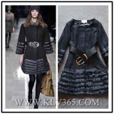 New Elegant Women Winter Wool Coats Jacket
