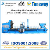 Heavy Duty Horizontal Lathe (970mm Bed width & 10Ton Loading)