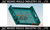 Injection Plastic Stackable Bread Crate Mould