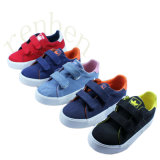 2017 New Hot Comfortable Children′s Casual Canvas Shoes