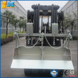 Steel Forklift Parts with Wheelie Bin Tipper