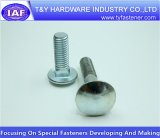 Carbon Steel DIN 603 DIN 608 Square Neck Carriage Bolts