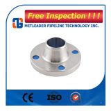 Welding Neck Carbon Steel Flange ANSI B 16.9 with 900 Class