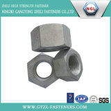 DIN6915 Hexgon Head Nuts with HDG