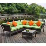 Factory Wholesale Aluminum Outdoor Garden Rattan Furniture