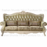 Wooden Fabric Sofa for Living Room Furniture (992R)