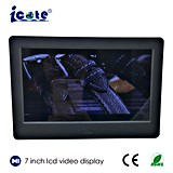 10 Inch LCD Video Display Photo Frame as Christmas Gift