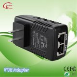 China Factory Best Price 48V 0.5A 2 Ports Poe Power Adapter Ethernet Power Supply