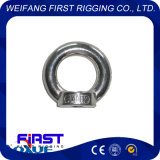 Electric Galvanizing Stainless Steel Eye Nut DIN580