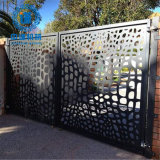 PVC Coated Aluminum Sheet Perforated Decorative Metal Mesh