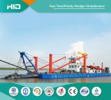 Top Quality Manufacturer Sand Dredging Cutter Suction Dredger Machine for River Use