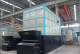 Ylw Series 2000000kcal Horizontal Type Chain Grate Hot Oil Boiler