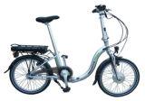 Long Range Folding Electric Bike Foldable Electric Bicycle City Ol Lady Scooter 250W Rear Motor 8fun