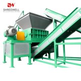 Made in China Tire Shredding System to Recycle Scrap Tyre