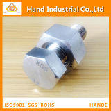 Stainless Steel Bolt ASME A194 B8 B8m M8-M64 Hex Nut