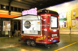 China Manurfacturers Custom Catering Trailers/Snack Trailer for Sale