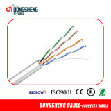 Network Cable Factory Competitive Price Cat5e&CAT6 UTP, FTP. SFTP
