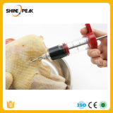 Kitchen Tools BBQ Meat Syringe Marinade Injector Turkey Chicken Meat Flavor Syringe Kitchen Cooking Syinge Accessories