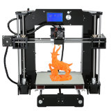Manufacturer Supplied DIY Desktop 3D Printer with Patents