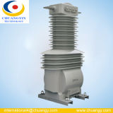 66kv Outdoor Single-Phase Electronic Transformer Epoxy Resin Current Transformer (CT)