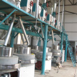 Wheat Flour Stone Mill Machine (6FTS-24S)