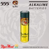 Tiger Head Brand Lr6 AA Size Alkaline Battery Pack