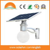 Guangzhou Factory 360 Degree Solar LED Moon Light All in One 30W LED Solar Garden Lighting
