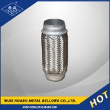 High Quality Manufactory with Interlock Exhaust Flexible Pipe