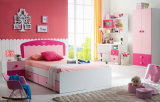 Lovely Style Children Furniture Bed (8862)