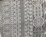 White Lace Fabric for Africa Garment and Lady Dress Ls10017