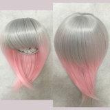 Fashion Synthetic Hair Doll Wig