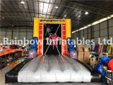 Customized Inflatable Sticky Wall with Suit/Inflatable Magic Stick Wall Climbing